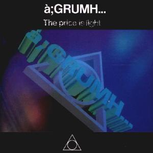 à;GRUMH...: Price Is Right, The - Cover
