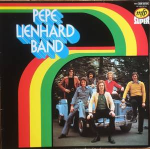 Cover - Pepe Lienhard Band: Pepe Lienhard Band - Happy People