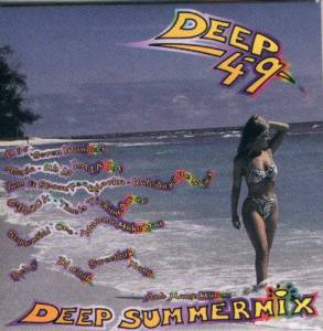 Cover - DJ Deep: Deep 49 - Deep Summermix
