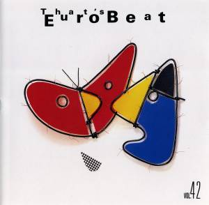 That's Eurobeat Vol. 42 - Cover
