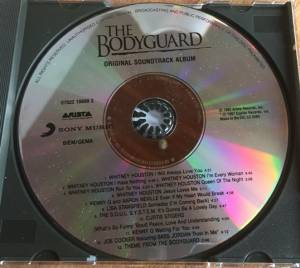 The Bodyguard: Original Soundtrack Album (CD) - Bild 3