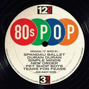 Cover - Communards, The: 12 Inch Dance - 80s Pop