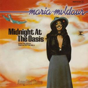 Maria Muldaur: Midnight At The Oasis - Cover