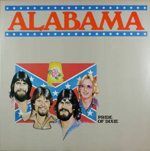 Cover - Alabama: Pride Of Dixie