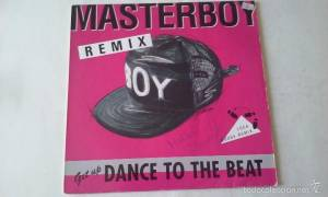 Cover - Masterboy: Dance To The Beat (Remix)