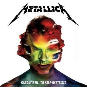 Metallica: Hardwired...To Self-Destruct (2-LP) - Bild 1
