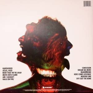 Metallica: Hardwired...To Self-Destruct (2-LP) - Bild 2