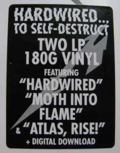Metallica: Hardwired...To Self-Destruct (2-LP) - Bild 10