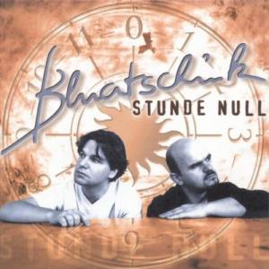 Cover - Bluatschink: Stunde Null