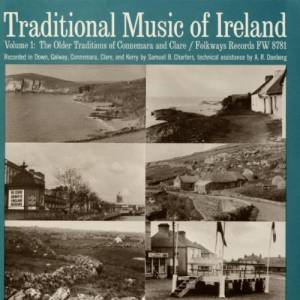Cover - Seán 'ac Donncha: Traditional Music Of Ireland, Vol. 1