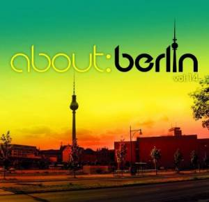 Cover - Mike Posner: About:Berlin Vol:14