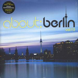 Cover - Dua Lipa: About:Berlin Vol:13