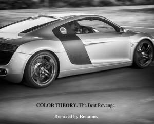 Cover - Color Theory: Best Revenge, The