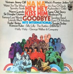 Na Na Hey Hey Kiss Him Goodbye - Hits International - Cover