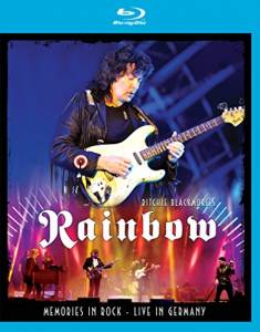 Cover - Ritchie Blackmore's Rainbow: Memories In Rock - Live In Germany