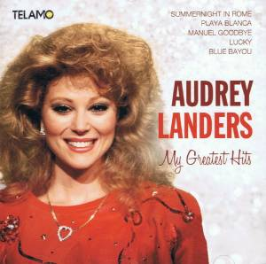 Cover - Audrey Landers: My Greatest Hits