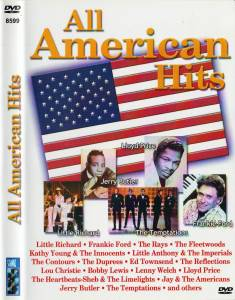 Cover - Lenny Welch: All American Hits