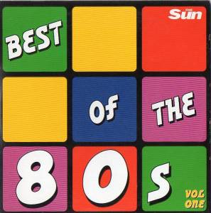 Cover - Darren Francis: Best Of The 80s Vol One