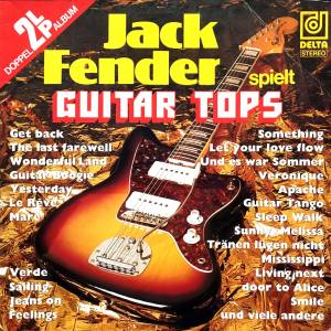 Cover - Jack Fender: Guitar Tops