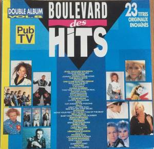 Cover - Hithouse: Boulevard Des Hits - Volume 08