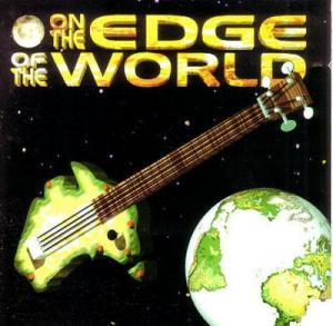 On the Edge of the World [triple j / Brashs] - Cover