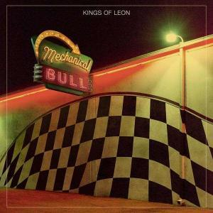 Kings Of Leon: Mechanical Bull - Cover