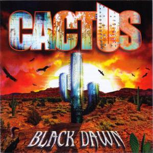 Cover - Cactus: Black Dawn