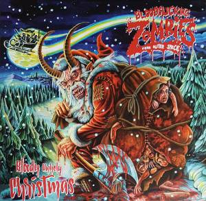 Cover - Bloodsucking Zombies From Outer Space: Bloody Unholy Christmas