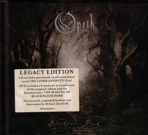 Opeth: Blackwater Park (CD + DVD) - Bild 1