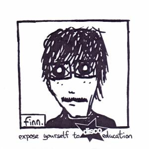 Cover - Finn.: Expose Yourself To Disco Education