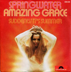 Cover - Springwater: Amazing Grace