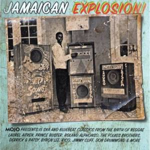Cover - Folkes Brothers, The: Mojo Presents Jamaican Explosion