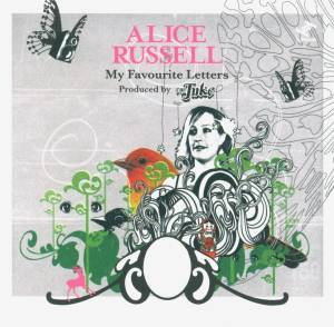 Cover - Alice Russell: My Favourite Letters