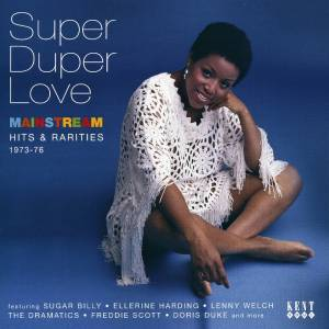 Cover - Linda Perry: Super Duper Love - Mainstream Hits & Rarities 1973-76