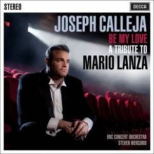 Cover - Guy d'Hardelot: Be My Love - A Tribute To Mario Lanza