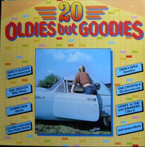 Cover - Sue Thompson: 20 Oldies But Goodies