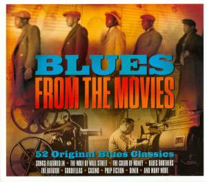 Blues From The Movies - Cover