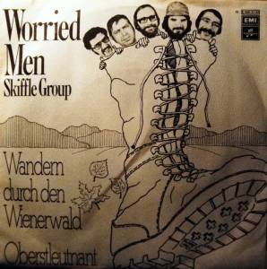 Cover - Worried Men Skiffle Group: Wandern Durch Den Wienerwald