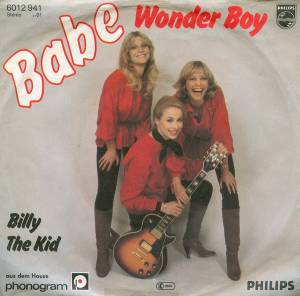 Cover - Babe: Wonder Boy