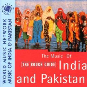 Rough Guide To The Music Of India & Pakistan, The - Cover
