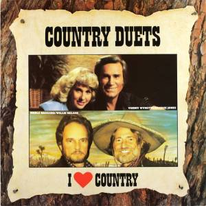 Country Duets - I Love Country (LP) - Bild 1