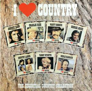 Country Duets - I Love Country (LP) - Bild 4