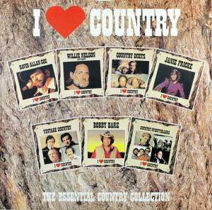 Country Duets - I Love Country (LP) - Bild 5