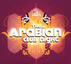 Cover - Despina Vandi: Arabian Club Night, The