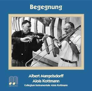 Cover - Paul Hindemith: Begegnung