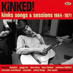 Cover - John Schroeder Orchestra: Kinked! - Kinks Songs & Sessions 1964-1971