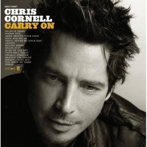 Cover - Chris Cornell: Carry On