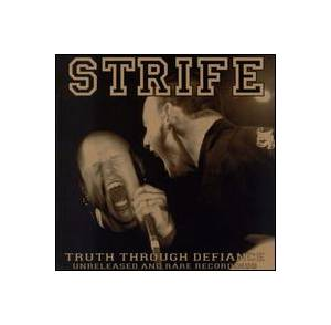 Cover - Strife: Truth Through Defiance