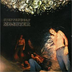 Cover - Steppenwolf: Monster