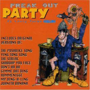 Cover - David Seville: Freak Out Party:  21 Loony Tunes Vol.1